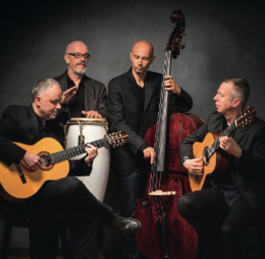 Lori Lorenzen – Caracón Quartett